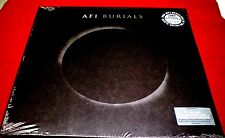 AFI - Burials - NEW & SEALED VINYL LP (double LP (2013 + download))