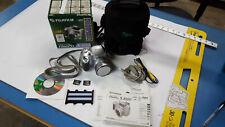 Fuji Fujifilm Finepix S3000 Digital Camera plus carry case and 128mb card