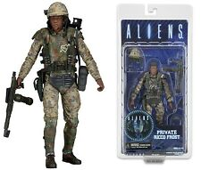 "NECA ALIENS SERIE 9 Marine private Frosty ricco Frost 7"" Action Figure - 18 cm"