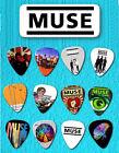MUSE -- Guitar Pick Tin includes 12 Guitar Picks