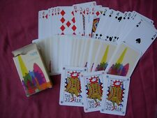New and Sealed Eurostar Playing Cards