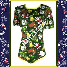 Women's Christmas Body Shirt w/ FREE Adult-Sized Pacifier - ABDL, Age Regression