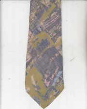 Longchamp-Authentic-100% Silk Tie -Made In Italy-Lo3- Men's Tie