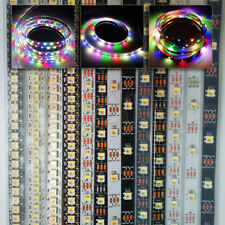 5V SK6812 5050 RGBW LED Pixel Flexible Strip Light 4 in 1 Addressable Individual