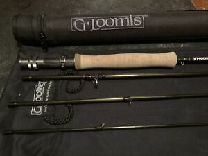 "G Loomis IMX Pro 8'6"" 4wt 4pc Fly Rod Excellent Condition"