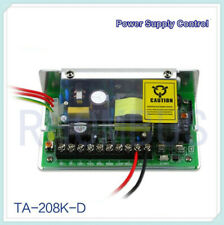 AC100-240V to 12V/5A Access Control Power Supply Support Backup Battery W/PIOCc