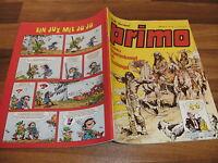 PRIMO 21/1973 -- Rolf Kauka/Manos Kelly/Mischa/Prinz Eisenherz/Kronan/Kuma/Sammy