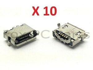 10X USB Charging Port Data Sync Power Jack for Huawei Ascend P8 P8 Lite P8 Max