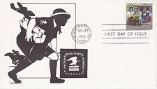 FIRST DAY COVER FDC 1989 UNIVERSAL POSTAL CONGRESS CARDARELLI CACHETS MAILMAN