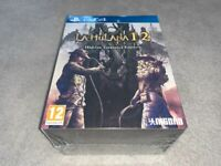 LA MULANA 1 2 Hidden Treasures Edition Collector NEUF Pal Français NEW PS4 Rare