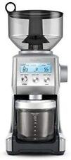 Smart Grinder Pro Coffee Bean Grinder Brushed Stainless Steel