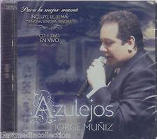 CD / DVD** Jorge Muniz CD Azulejos EN VIVO Para Lo Mejor Mama BRAND NEW