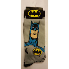 DC Batman Socks World's Greatest Detective by Hyp, Size Large 6 - 12 * NEW * #2