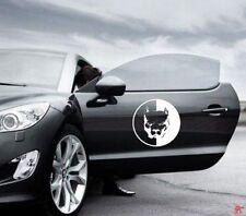 PITBULL 3D Auto Aufkleber Sticker Audi BMW VW Mercedes Ford Renault Fiat usw.