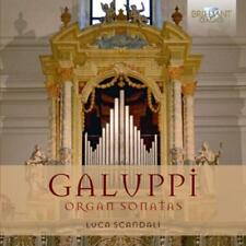 Scandali,Luca - Organ Sonatas - CD