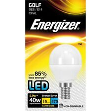 Energizer E14 6 W 1 LED Ses Small Edison Screw Golfball Bulb