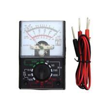 Pro Analog Multimeter Voltmeter Amperemeter Widerstandsmessgerät MF-110A New.