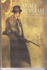 Lot # 866 Savage Membrane Trade Paperback: A Cal McDonald Mystery by Steve Niles