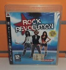 Rock Revolution PS3 USATO ITA