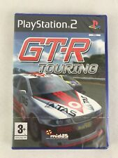 PS2 GT-R Touring (2006), UK Pal, Brand New & Factory Sealed