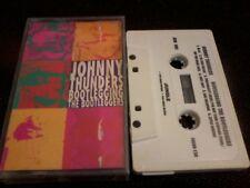 JOHNNY THUNDERS Bootlegging The Bootleggers music cassette tape album POST FREE