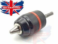 "Keyless Drill Chuck & SDS Adaptateur Remplacement 4 Electric Drills 13 mm 1/2"" 20 UNF"
