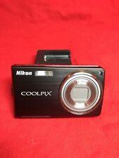 Nikon COOLPIX S550 10.0MP Digital Camera - Graphite black