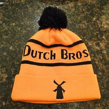 DUTCH BROS, Hat Men Unisex Women Winter Warm Knit Fashion Beanie Sport Cap