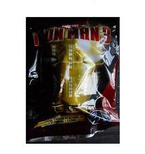 Iron man 3D PVC Sala delle Armature Marvel Heroes 2013 + 1 Fankuk + 1 Card
