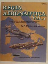 Squadron/Signal - Regia Aeronautica, Vol 2 (Aircraft Special Series 6044)