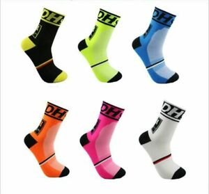 1pair Sports Bicycle Compression Socks Arch Support Ankle  Athletic US SIZE 7-10
