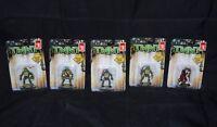 TMNT Miniature Complete Set Lot. 2007. Playmates