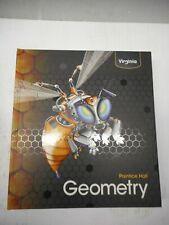 Prentice Hall Pearson Geometry Virginia Edition Hardback