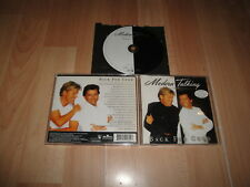 MODERN TALKING BACK FOR GOOD MUSIC CD SEPTIMO ALBUM DEL AÑO 1998 EN BUEN ESTADO