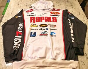 Terry Bolton Autographed FLW Tour Tournament Hoody