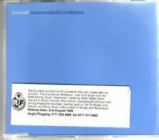 (AM19) Lowcraft, Transcendental Meltdown - DJ CD