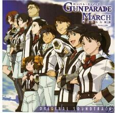 Gunparade March - 2003 - Japan Original Soundtrack CD