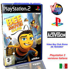 BEE MOVIE GAME NUOVO ITALIANO GIOCO PS2 @@ PLAYSTATION2