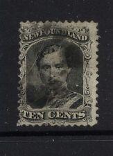 Newfoundland 27    used  catalog  $60.00