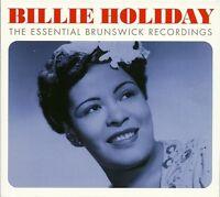 BILLIE HOLIDAY THE ESSENTIAL BRUNSWICK RECORDINGS - 3 CD BOX SET
