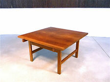 Hans LudovicGrossard Danish MODERN COFFEE TABLE for Andreas Tuck table basse 1960er 1960 S