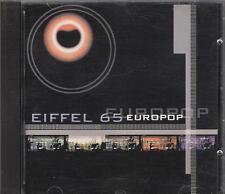 """EIFFEL 65 - RARO CD STAMPA SPAGNOLA """" EUROPOP """""""