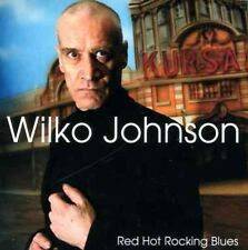 Wilko Johnson - Red Hot Rocking Blues [New CD] Bonus DVD, PAL Region 0, UK - Imp