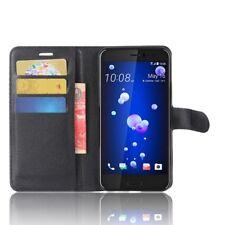 HTC U11 Handy Hülle Flip Case Cover Schutz Tasche Schutzhülle Handyhülle Etui