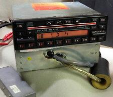 """BECKER Mexico CD be860, CD-Autoradio ha bisogno di """"affetto"""", visivamente buono stato"""