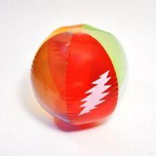 Official Grateful Dead Beach Ball ~ 13 Point Bolt ~ NFA (~):-} ~ Ships Free!!!