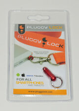 Pluggy Lock Red