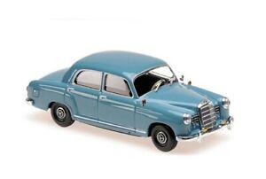 Mercedes Benz 180 Bj 1955 1:43 Minichamps / Maxichamps 940033102 NEU & OVP