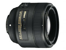 Nikkor Nikon 85 mm f1:1,8 G 85 mm 1,8 NEW DELIVERY IMMEDIATELY FROM ITALY
