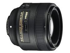 Nikkor Nikon 85 mm. f1:1,8 G 85 mm. 1,8 NUEVO ENTREGA INMEDIATA DE ITALIA